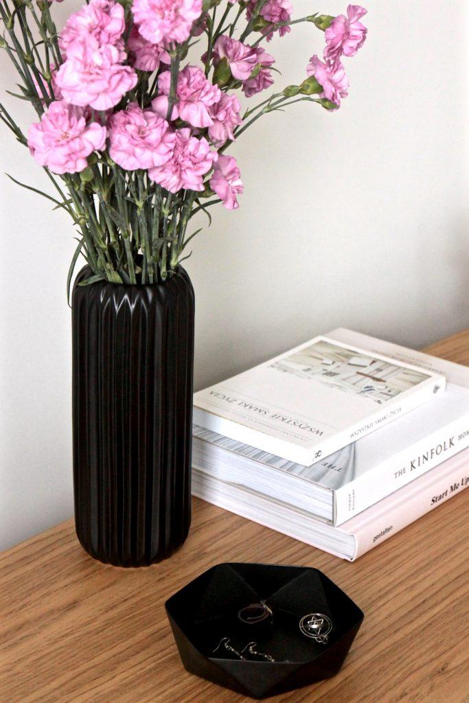 kwiaty i książki