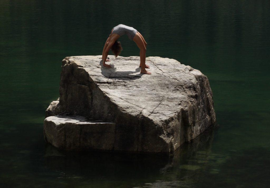 mostek małgosia joga