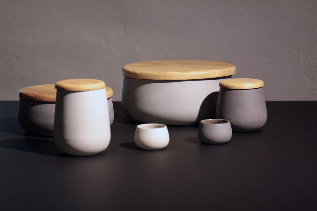 BIRDS kolekcja ceramiki / projekt, producent: TABANDA i AUGUST