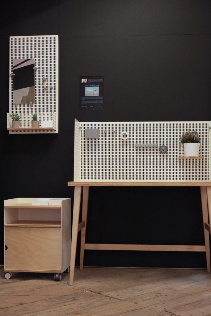 System Mebli ŁAD / projekt: Grynasz Studio / producent: FAM FARA