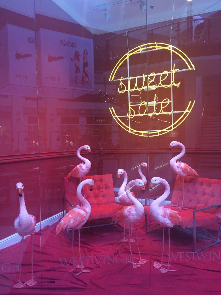 Podsumowanie roku 2017 - Flamingi - motyw sezonu letniego 2017