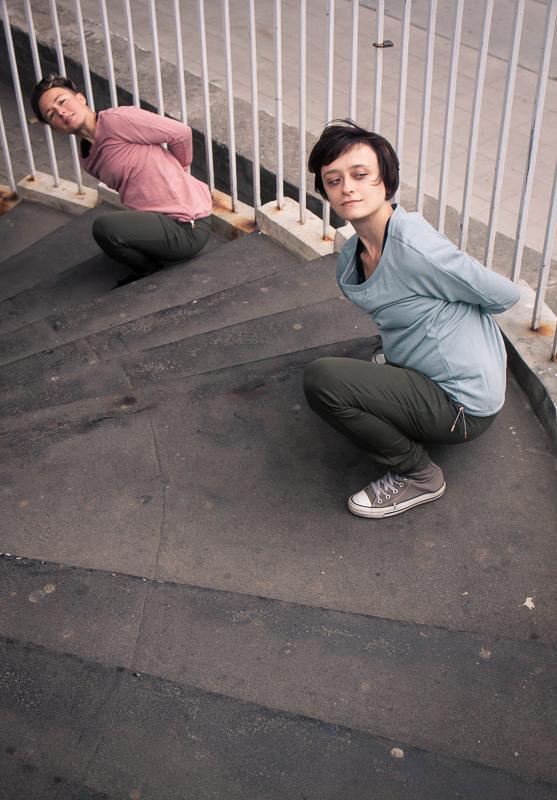 Iga i Marta 9 joga