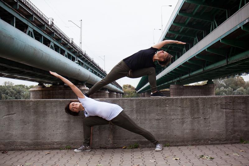 Iga i Marta joga