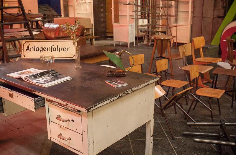 biurko industrial